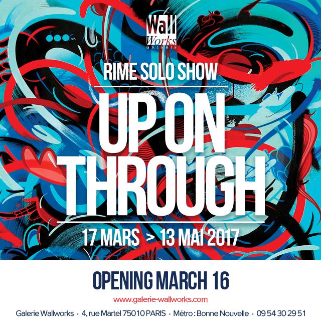 RIME Solo Show 2017