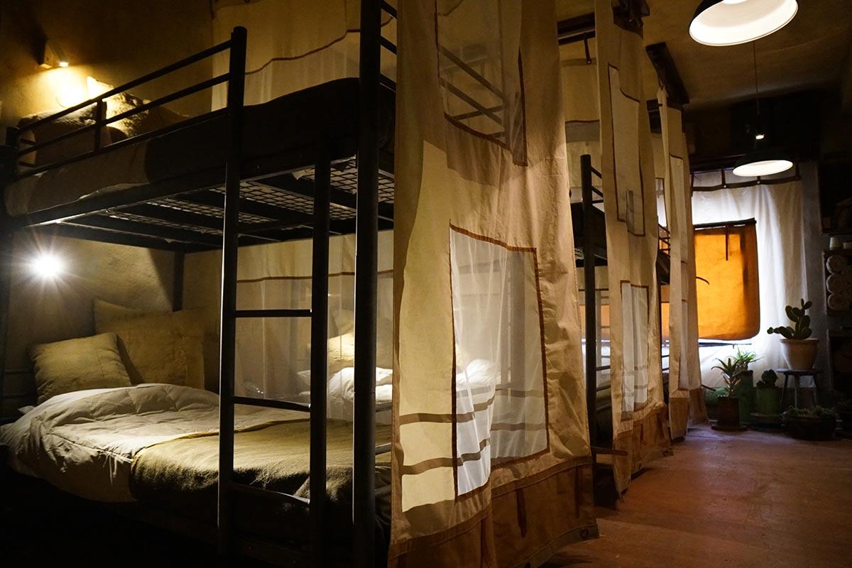chambre hotel banksy